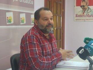 Rafael Sánchez Rufo, responsable Organización IU Huelva