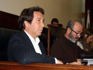 Ruperto Gallardo, portavoz de Ciudadanos en la Diputación de Huelva