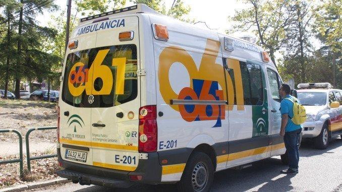 Se ha alertado a efectivos de la Empresa Pública de Emergencias Sanitarias (EPES)
