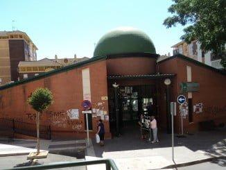 Centro de Salud de Los Rosales dónde ocurrieron los hechos
