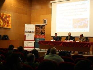 La conferencia ha estado dirigida a estudiantes y a todos los interesados en la investigación biomédica