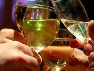 Las navidades son fechas en las que se bebe mucho alcohol