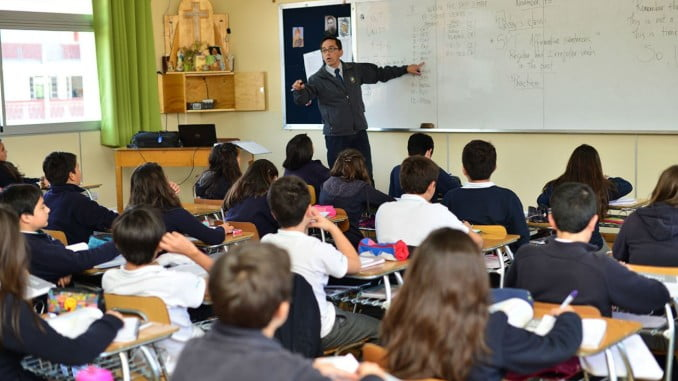 El informe PISA coloca a Andalucía en el furgón de cola en materia educativa
