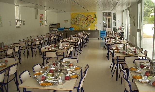 En Huelva, el 60% de las familias usuarias de comedor escolar se benefician de una bonificación del 100%
