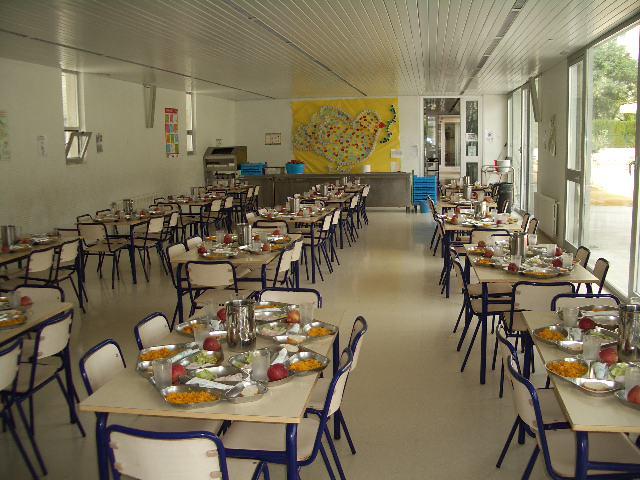 El 60 De Los Escolares Usuarios De Comedor Escolar Se