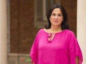 Juana Carrillo dice que están de acuerdo con el paso de Emtusa al Consorcio del Transporte, pero sin que le cueste al onubense