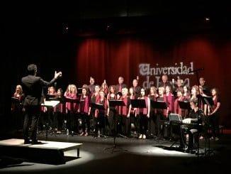 El Coro de la Universidad de Huelva participará en el concierto