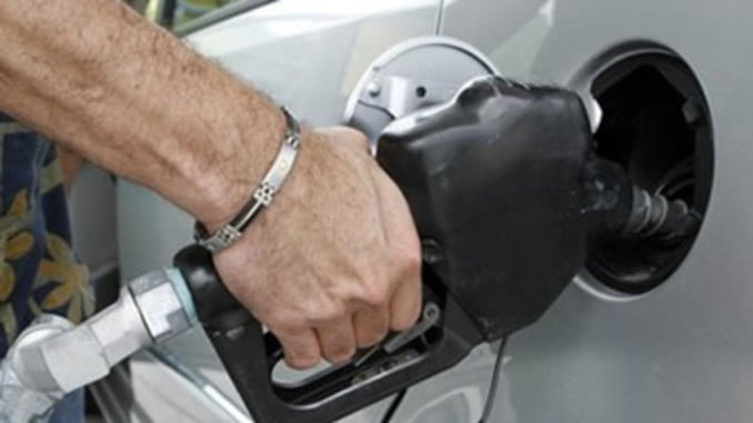 El precio del litro de gasolina alcanza su nivel máximo en lo que va de 2018