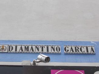 La  calle Pescadores se llama desde hoy Diamantino García