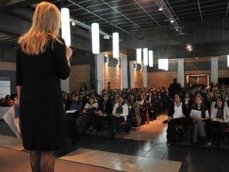 La jornada lleva como título 'Cómo plantear tu proyecto de empresa para que sea un éxito'