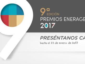 Convocados los premios EnerAgen 2017
