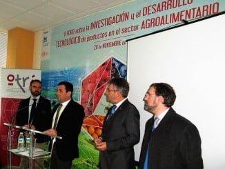 Inauguración esta mañana del II Foro sobre Investigación y Desarrollo Tecnológico de Productos del Sector Agroalimentario