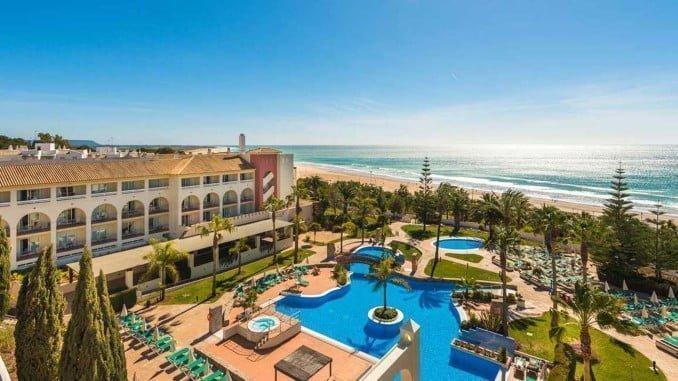 Hotel Fuerte El Rompido, en Huelva