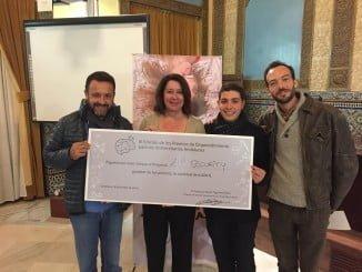 El proyecto Zip Security ha ganado el primer premio dotado con 6.000 euros