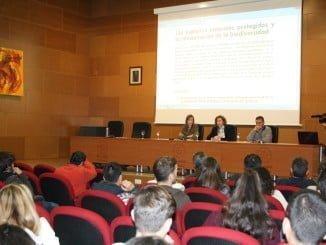 Jornadas sobre biodiversidad en la Universidad de Huelva
