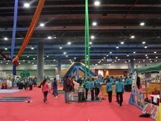 Hasta el día 11, Ifema alberga Juvenalia, el gran salón del Ocio Infantil y Juvenil