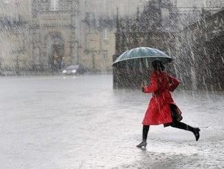 Este otoño superamos récord de lluvias