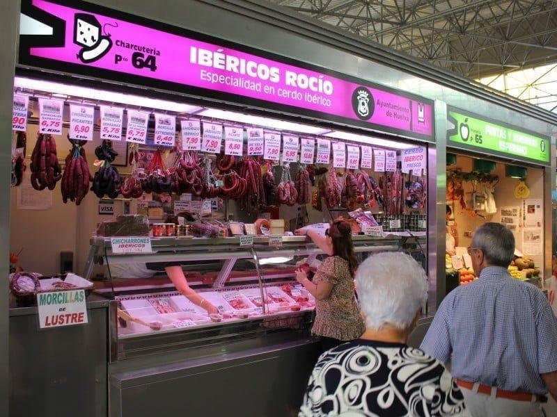 Los productos de Huelva en nuestro mercado, al mejor precio