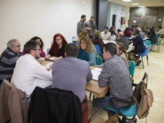 Jornadas realizadas con los miembros del Consejo local de Personas Migrantes