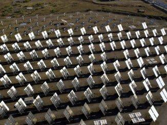 Paneles solares en Andalucía