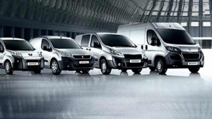 En noviembre las empresas tiran del vehículo comercial más que los autónomos