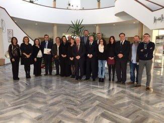 El Consejo Social de la UHU, en pleno