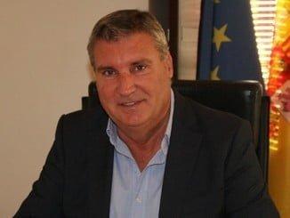 Alcalde de Cartaya, Juan Polo