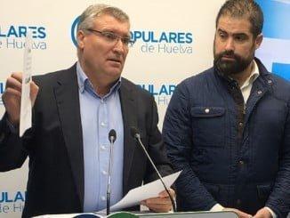 """El alcalde de Cartaya lamenta la """"campaña de mentiras orquestada por el PSOE"""""""