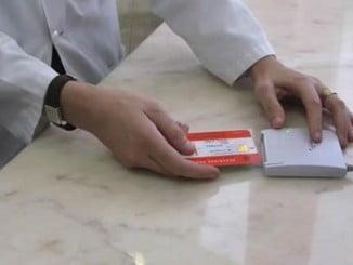 La tarjeta electrónica identifica cuándo se ha alcanzado el tope establecido por el Ministerio
