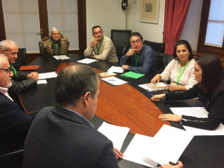 Los socialistas han mantenido una reunión con la Asociación de Celíacos de Huelva