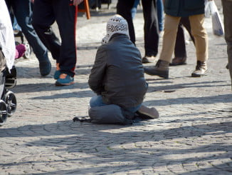 El 22,1% de la población española se encuentra en situación de riesgo de pobreza