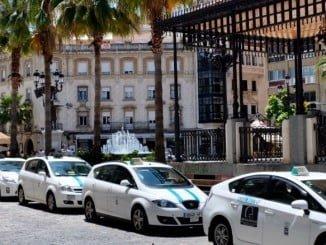El sector del taxi pone en marcha una bonita iniciativa para los mayores