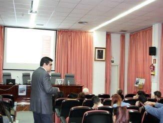 Juan Ignacio Pulido, de la Universidad de Jaén, disertó sobre el turismo rural
