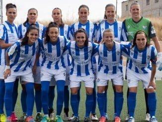 El equipo de Primera División Femenina, Fundación Cajasol Sporting de Huelva jugará por primera vez en su historia en el Nuevo Colombino.