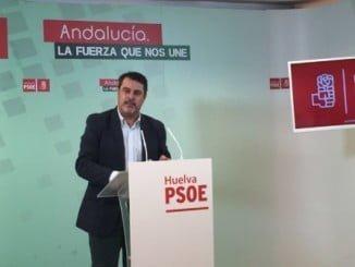 Jesús Ferrera dice que la imagen de Huelva es la de nuestro medioambiente