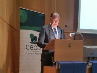 Antonio Gemio, nuevo presidente de CECA-Huelva