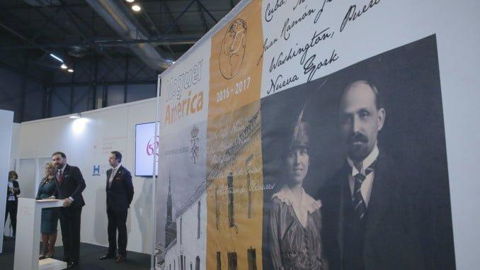 Moguer lleva a Fitur el legado de Juan Ramón