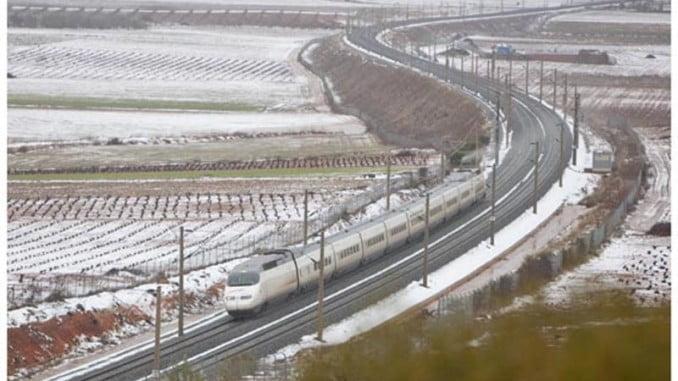El número de viajeros se incrementó considerablemente del 23 de diciembre al 9 de enero