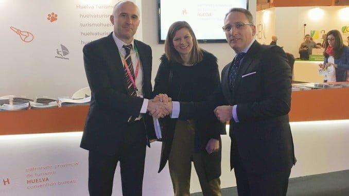 La empresa onubense Thursa cierra un importante acuerdo con un touroperador británico