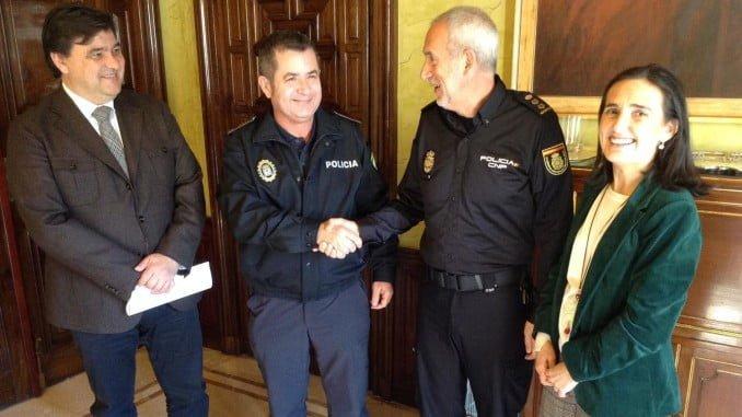 El alcalde de Huelva y la subbdelegada del Gobierno han estado presentes en la firma del acuerdo