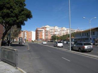 Avenida Pío XII