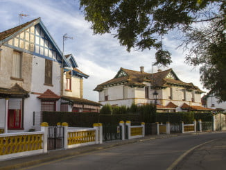 Barrio Obrero en Huelva