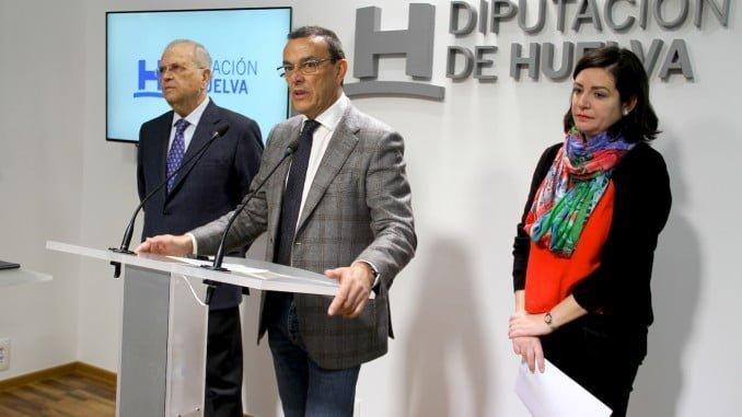 Hoy ha sido presentado en la Diputación Provincial de Huelva el balance de ayudas a emergencia social