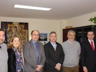 """La Cátedra """"Aguas de Huelva"""" de la UHU ha iniciado su actividad nombramiento de su director, el profesor Antonio Montaño Valle"""