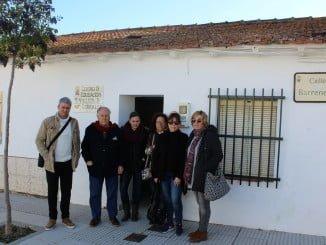 Romero ha entregado las llaves del inmueble a los responsables de las asociaciones beneficiarias