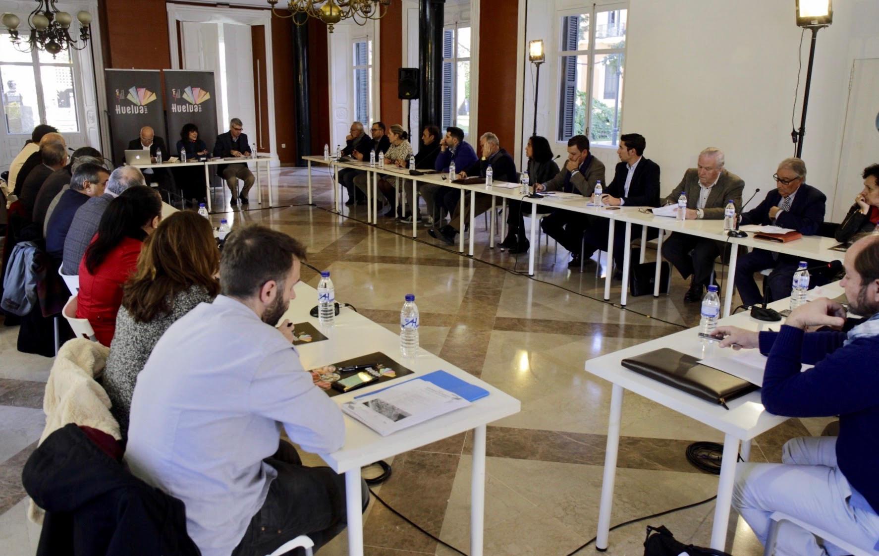 Reunión del Comité Consultivo