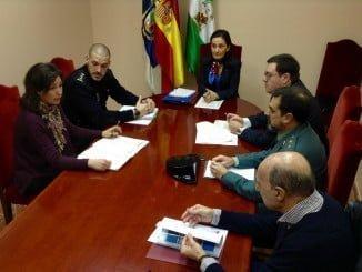 La subdelegada del Gobierno, Asunción Grávalos, ha presidido el Comité