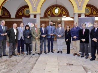 Miembros del Comité Institucional de la Capitalidad Gastrronómica