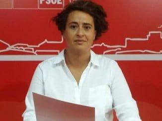 Conso Benítez, del PSOE-Cartaya