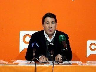 Ruperto Gallardo ha explicado las mociones que llevarán al pleno de Diputación